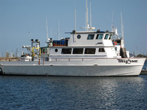 Truline sportfishing san pedro ca for Deep sea fishing san diego california